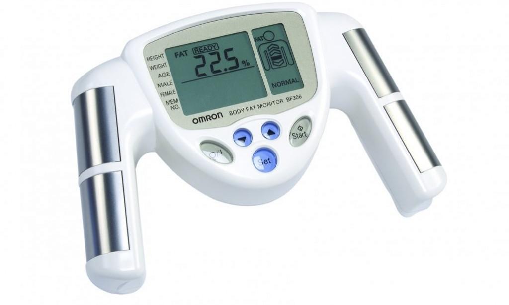 OMRON BF306 Körperfettmessgerät für 51,85 EUR bei amazon