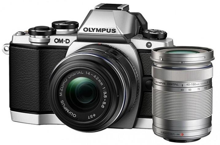 Knaller – Olympus OM-D E-M10 mit zwei Objektiven für 570 Euro