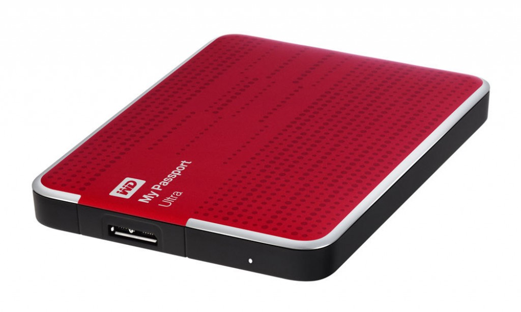 Western Digital My Passport Ultra 1 TB bei ebay für 55 EUR