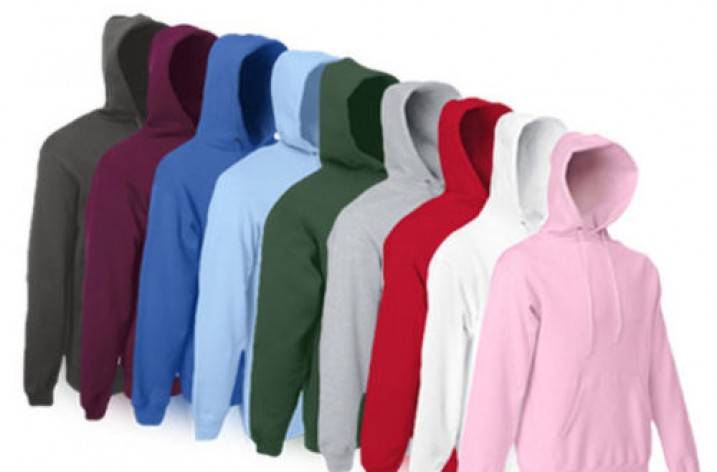 2er Pack Hoodies für 19,99 EUR – FRUIT OF THE LOOM Kapuzen Sweatshirt Unisex [ebay WOW!]