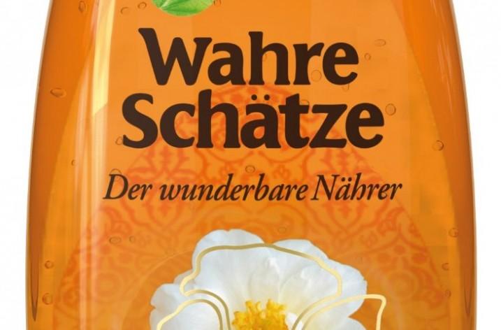 """Garnier – die neue Haarpflegeserie """"Wahre Schätze"""" bei amazon entdecken und Rabatte sichern"""