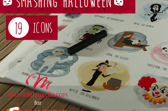 Gratis Halloween Icon Set mit 19 Icons [commercial use]