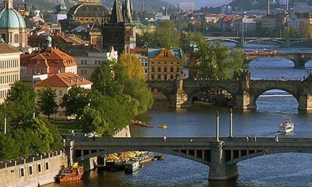 Kurzurlaub – günstige 3 Tage Städtereise Hotel Jurys Inn Prague 4* in Prag für 89€