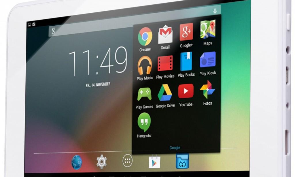 Günstiges 7 Zoll Tablet für 39,99EUR – BigBen Unity Tab 7 @notebooksbilliger