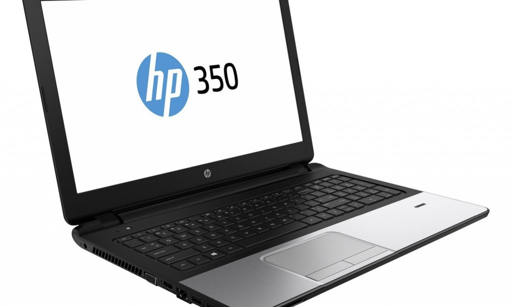 Günstiges HP Notebook bei Amazon – das HP 350 J4U36EA für ~342€ statt 469€