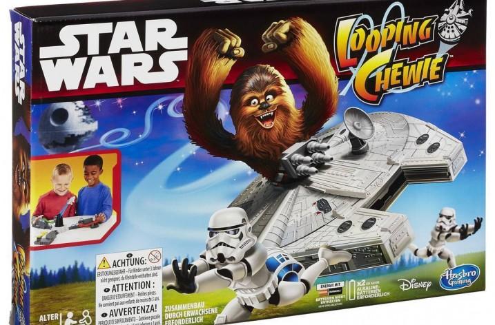 Star Wars Looping Chewie für ~27€ – günstiger Looping Louie Klon