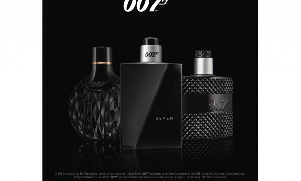 Gratis Kinoticket für James Bond Spectre beim Kauf eines 007 Duftes