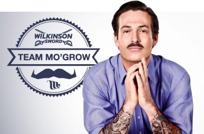 Movember 2015 bei amazon – Wilkinson Rasierer für die männliche Gesundheit