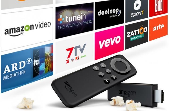 Günstiger Amazon Fire TV Stick für 29,99€ bei amazon.de + mit Sprachfernbedienung für 39,99€
