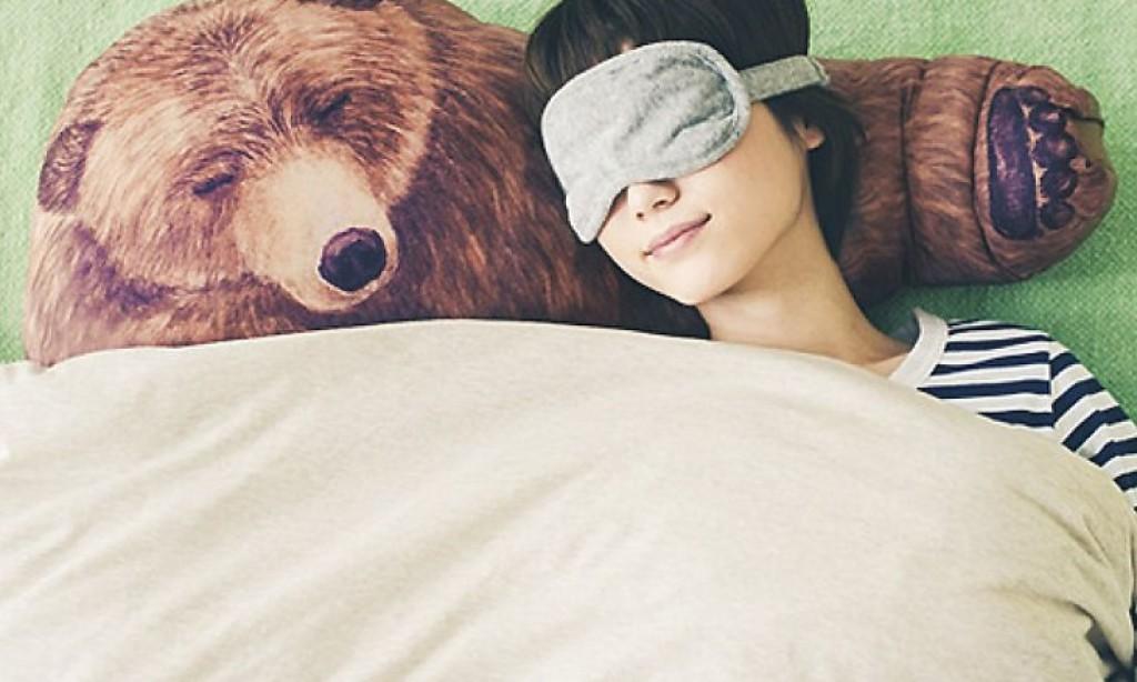 Grizzly Bär Kissen – Bear Hug Pillows