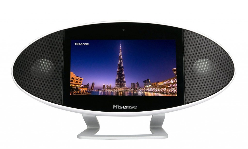 Hisense SoundTab MA-327 für 99,90 – günstiges Entertainment System @ebay
