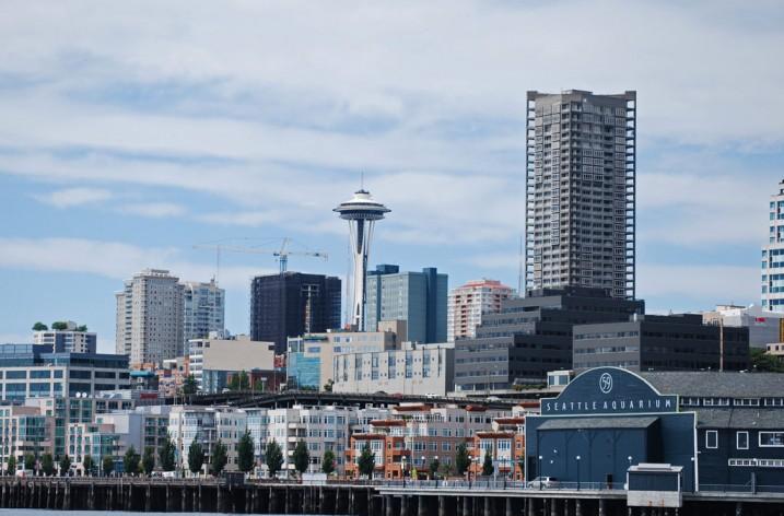 Flüge von Amsterdam nach Seattle ab 320€ – von März bis Mai