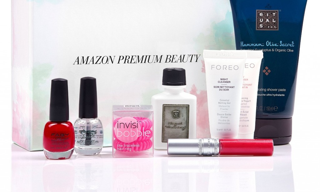 Gratis Amazon Premium Beauty Box