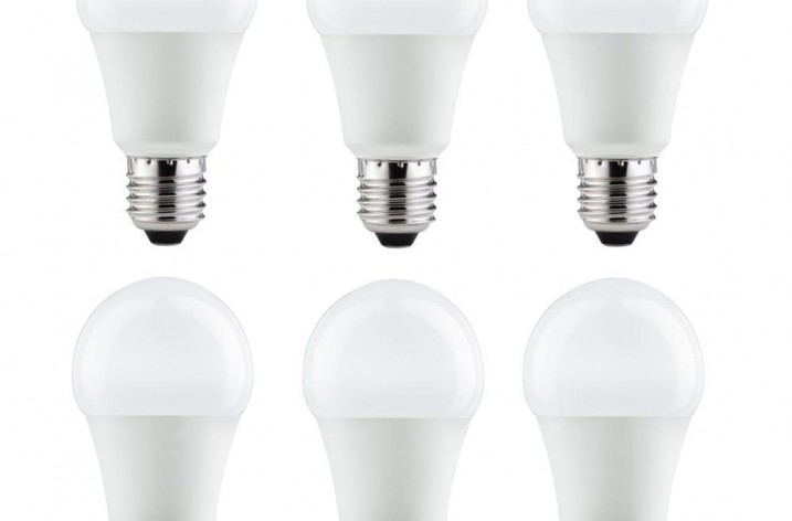 6 Paulmann LED Leuchtmittel AGL je 6,5W E27 470lm Warmweiß für 14,99 EUR [ebay WOW!]