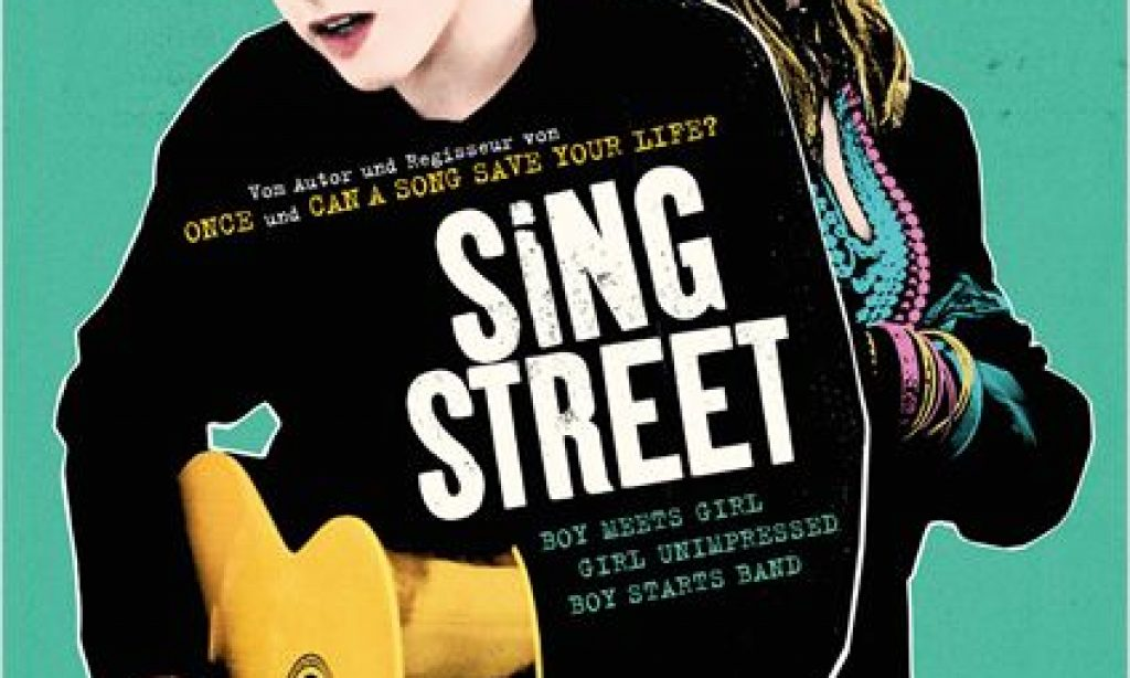"""Kostenlos zur Kino-Preview zum neuen Film """"Sing Street"""""""