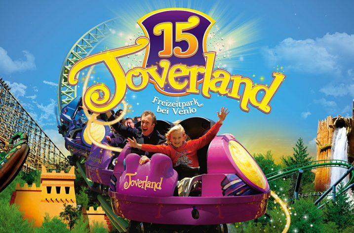 2 oder 3 Tage im Freizeitpark Toverland und 4* Hotel ab 49 EUR